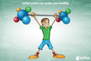 House Paint Can Make You Healthy