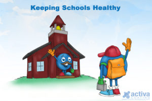 Keeping Schools Healthy