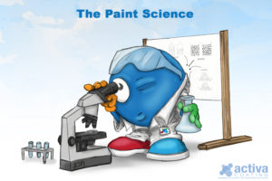 The Paint Science