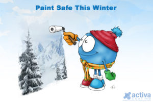 Paint Safe This Winter