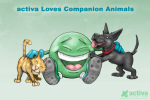 activa Loves Companion Animals
