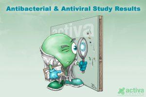 Antibacterial & Antiviral Study Results