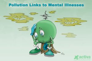 Pollution Links to Mental Illness